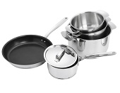 Кухонная посуда Fiskars All Steel