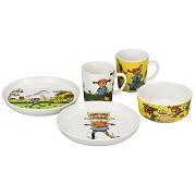 Серия посуды Rörstrand Pippi