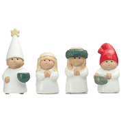 Подсвечники Rörstrand Advent Children