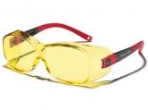 Защитные очки ZEKLER 25, Yellow HC (00221)
