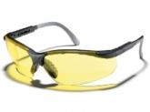 Защитные очки ZEKLER 255, Yellow HC (50416)