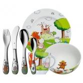 Набор детской посуды WMF The Peppels ( 7 шт.)
