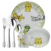 Набор детской посуды WMF Safari ( 7 шт.)
