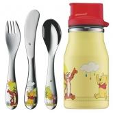 Набор детских столовых приборов WMF Winnie the Pooh (4шт.)