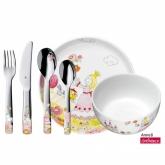 Набор детской посуды WMF Prinzessin Anneli (6 шт.)