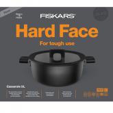Кастрюля Fiskars Hard Face Casserole 5L 24cm (1020876)