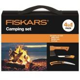 Набор подарочный FISKARS Camping set (1025439)
