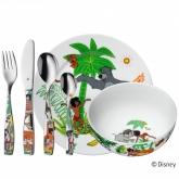 Набор детской посуды WMF Dschungelbuch ( 6 шт.)